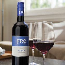 free non alcoholic wine from Fre