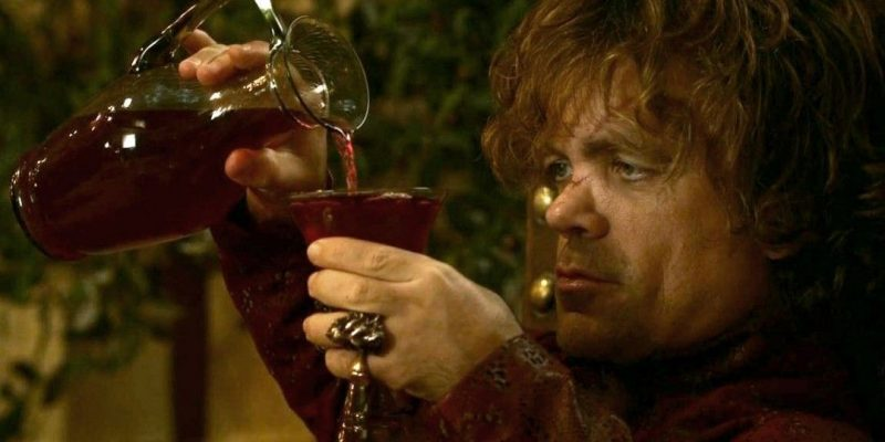 Tyrion Drinking Mead