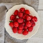 Raspberries for raspberry wine recipe