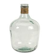 glass fermenting demijohn