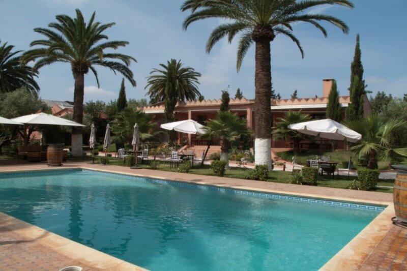 Domaine Ouled Thaleb, Benslimane - Morocco