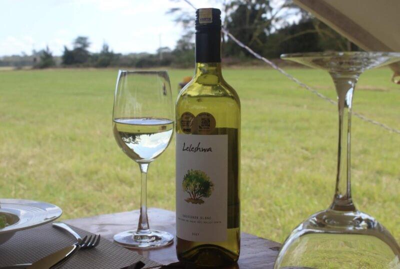 Leleshwa Sauvignon Blanc, Kenya