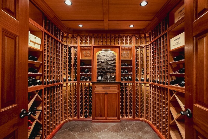 Proper Wine Cellar Lighting