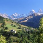 Savoie Region, Mont Blanc France - Outdoors, Mountains, Forests